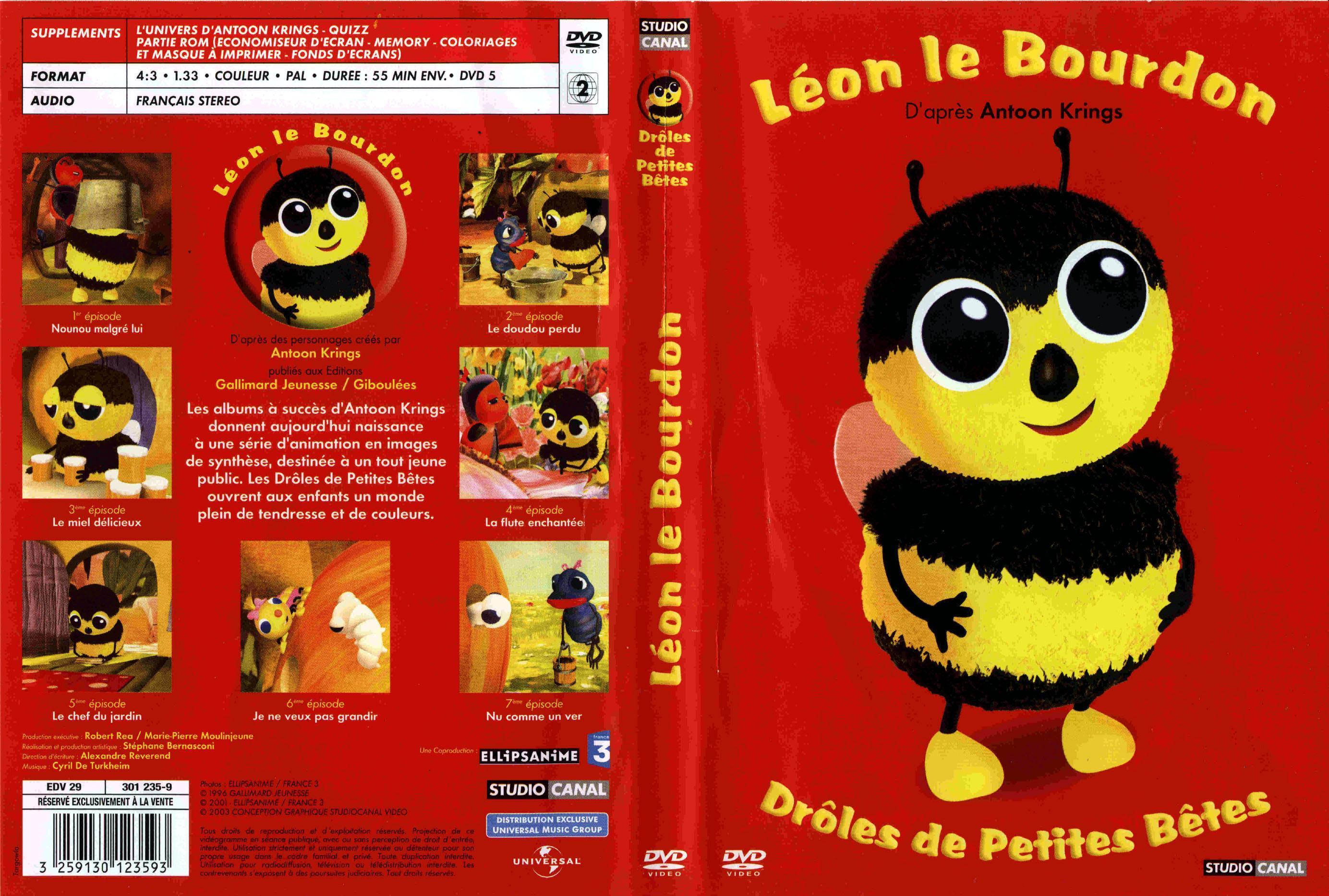 Bon Mercredi Leon%20le%20bourdon